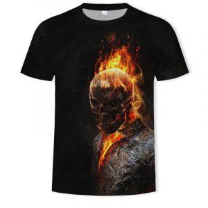 T-shirt Ghost Rider plusieurs modèles