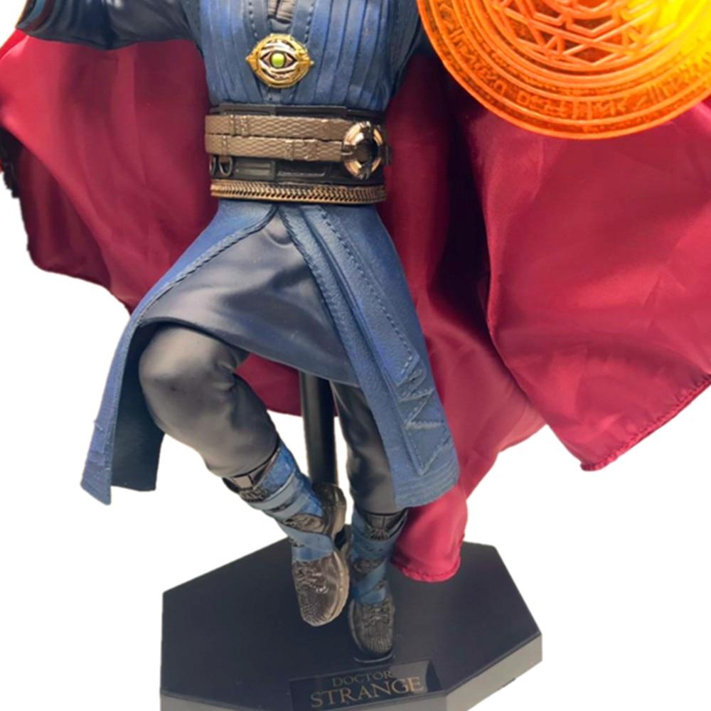 Fou jouets docteur étrange 1/6 échelle PVC figurine à collectionner jouets Anime film Endgame docteur étrange