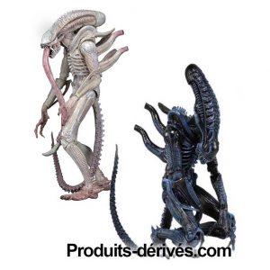figurines alien