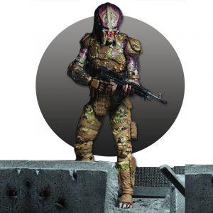 Figurine predator