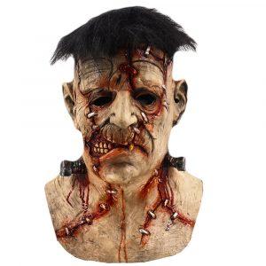 Masque en latex de Frankenstein