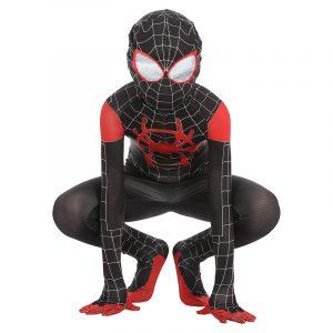 Costume Spiderman Miles Morales