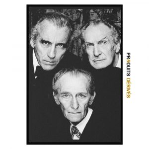 Peter Cushing, Christopher Lee et Vincent Price