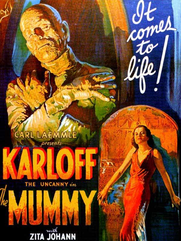 affiche film la momie