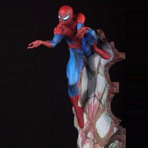 Statuette Spiderman