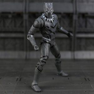Figurine articulée Black panther