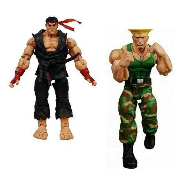 figurine Street fighter