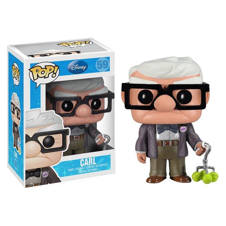 Funko – figurines de film POP-UP, poupées d'action en PVC, jouets de dessin animé, collection de modèles, cadeaux pour enfants, avec boîte de 10CM