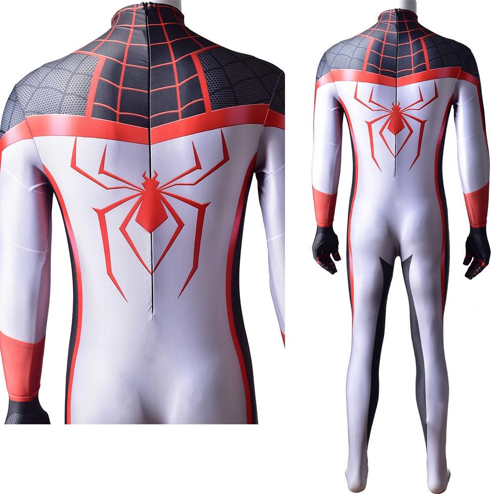 Costume Spiderman PS5 sur Produits dérivés