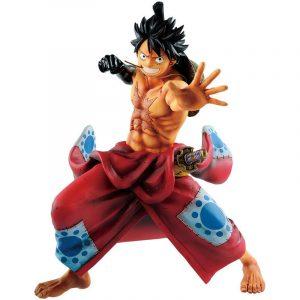 Luffy figurine