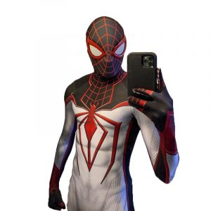 Costume Miles Morales PS5