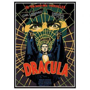 Affiche cinéma Dracula 1931