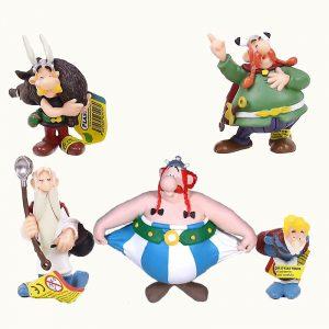 Pack figurines de collection Astérix en promotion