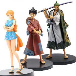 Figurines de collection One Piece