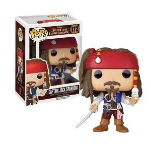 Figure POP Jack Sparrow