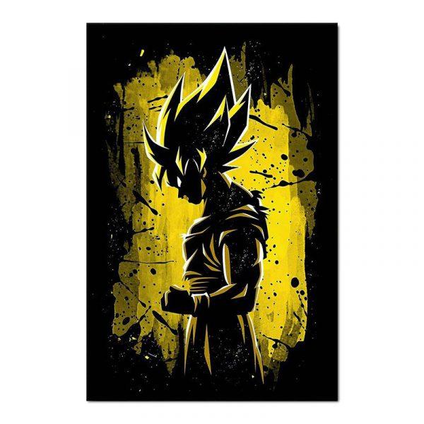 San Goku Affiche grand format