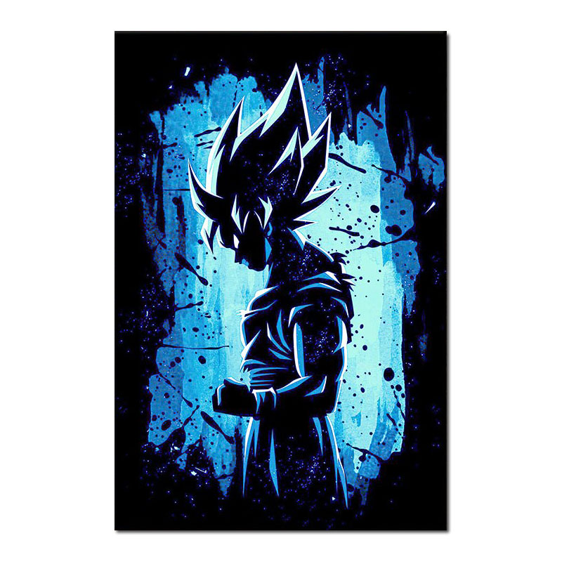Goku Affiche grand format