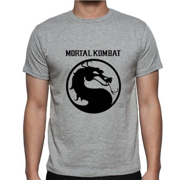 T-shirt Mortal Kombat 100% coton