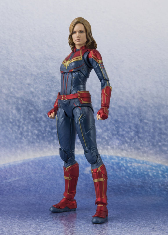 Jouets de modèle de figurine d'action du capitaine Marvel BJD