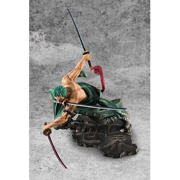 Figurine de dessin animé, une pièce, Roronoa Zoro, modèle figma, jouets de collection de décoration