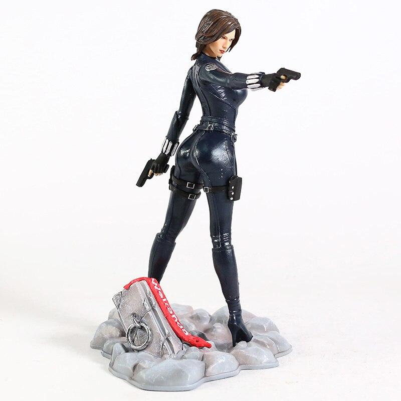 Figurine de collection en PVC Natasha Romanoff, poupée noire, modèle de jouet