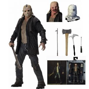 Jason vendredi 13 figurine collector