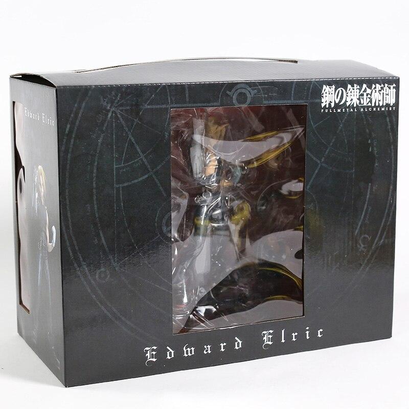 Figurine de collection en PVC à l'échelle 1/8, gemme, alchimiste, Edward elrick, modèle de jouet