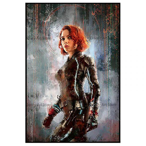 Black Widow Affiche