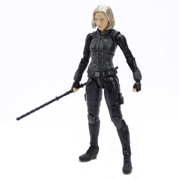 Black Widow Figurine