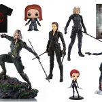 Black Widow produits dérivés