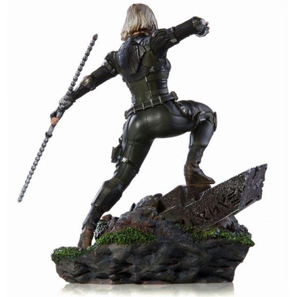 Produits dérivés : statuette Black Widow EndGame