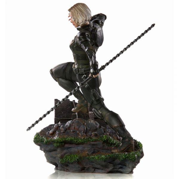 Black Widow Scarlett Johannson statuette