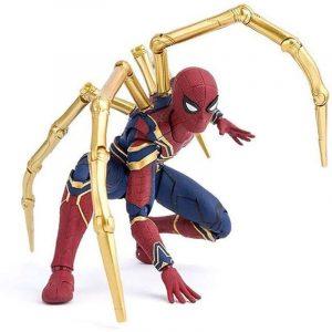Figurine Spiderman iron spider