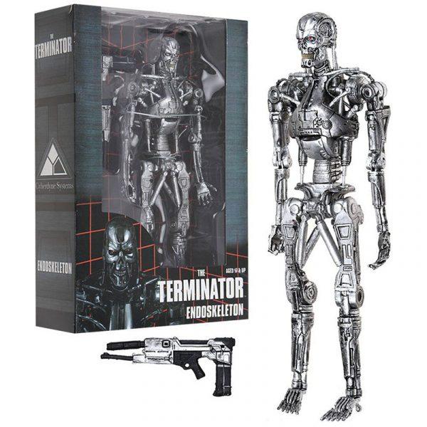 Figurine Endosquelette T 800