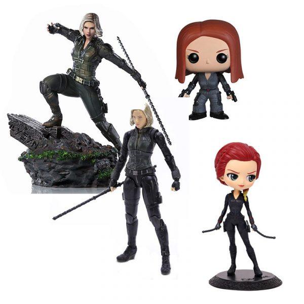 Pack Premium Black Widow