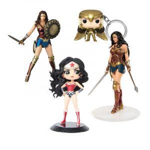 Pack produits dérivés Wonder Woman