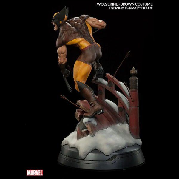 Wolverine statuette