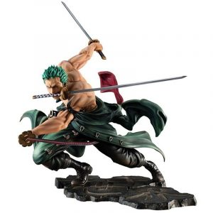 Statuette résine Zoro One Piece