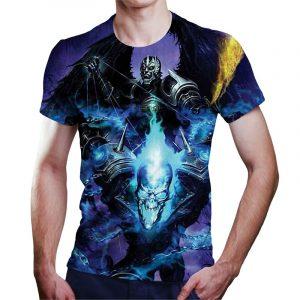 T-shirt Ghost Rider