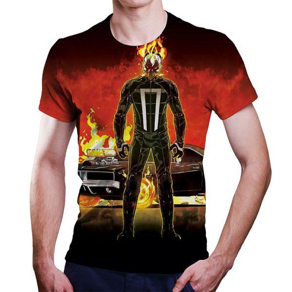T-shirt Ghost Rider été 2021