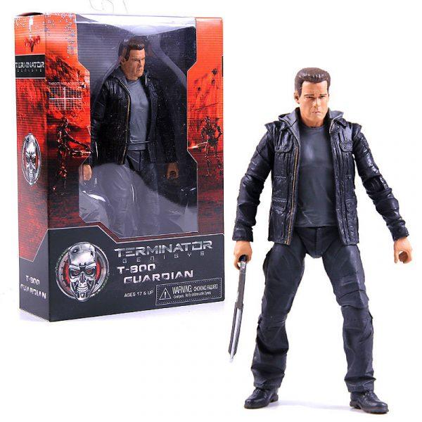 Terminator Genesys figurine