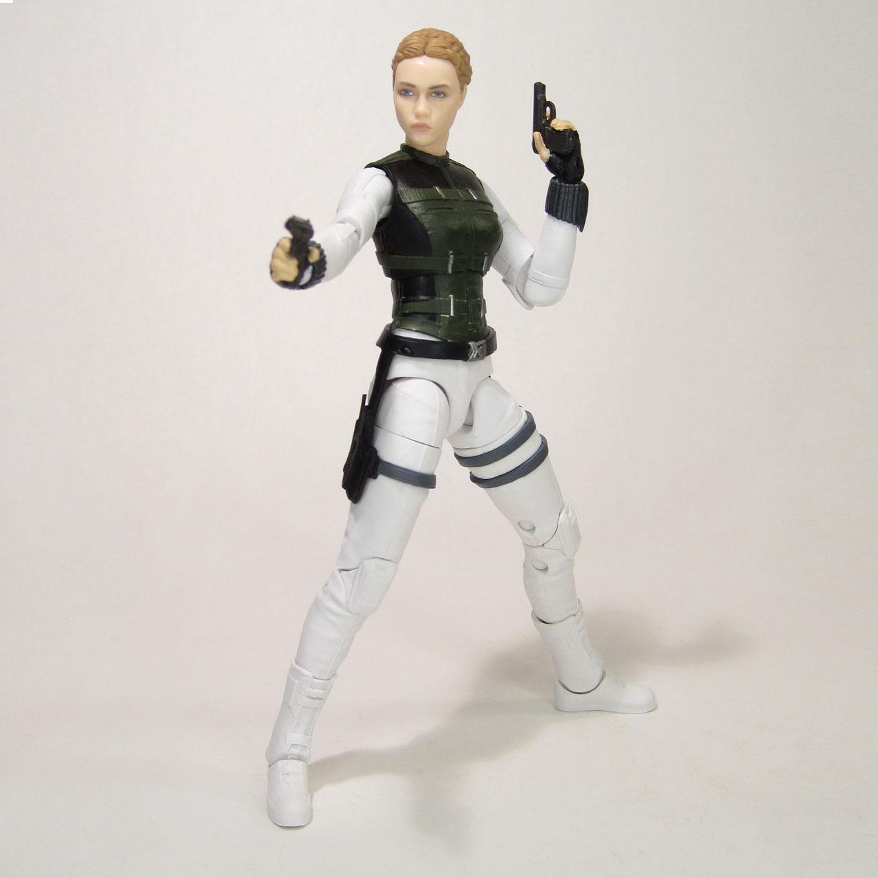 Black Widow Figurine Yelena Belova