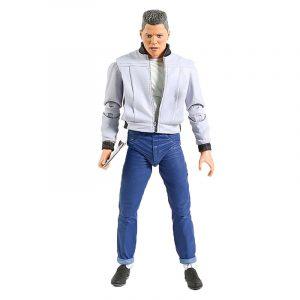 Biff Tannen figurine