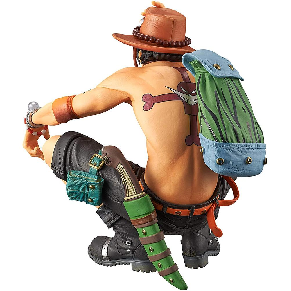 One Piece Action Figure PVC Statue Doll Figurine Luffy Model Anime Collection Model Toy for Bedroom Bedside Living Room