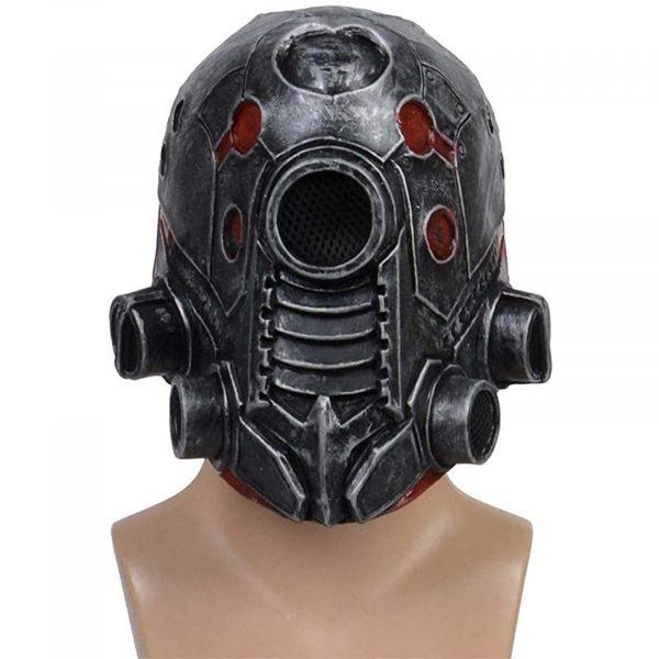 Casque cosplay Cyberpunk 2022