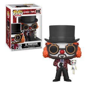 el profesor funko pop