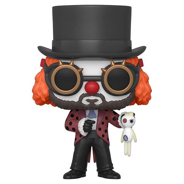 Funko pop el profesor avec masque