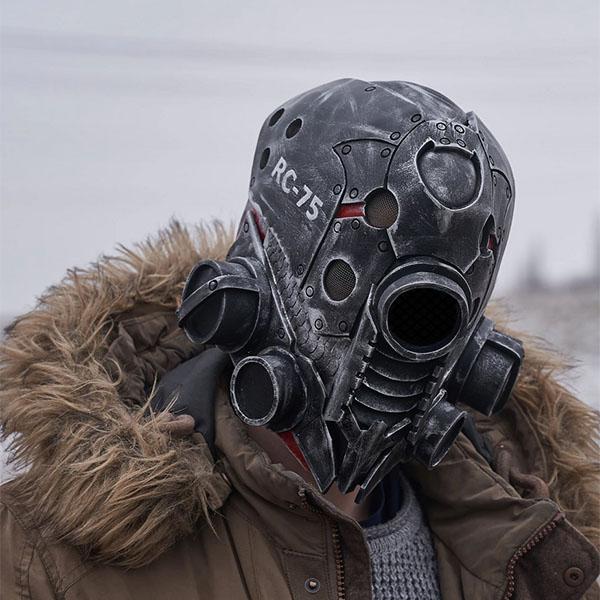 Casque Cyberpunk 2022
